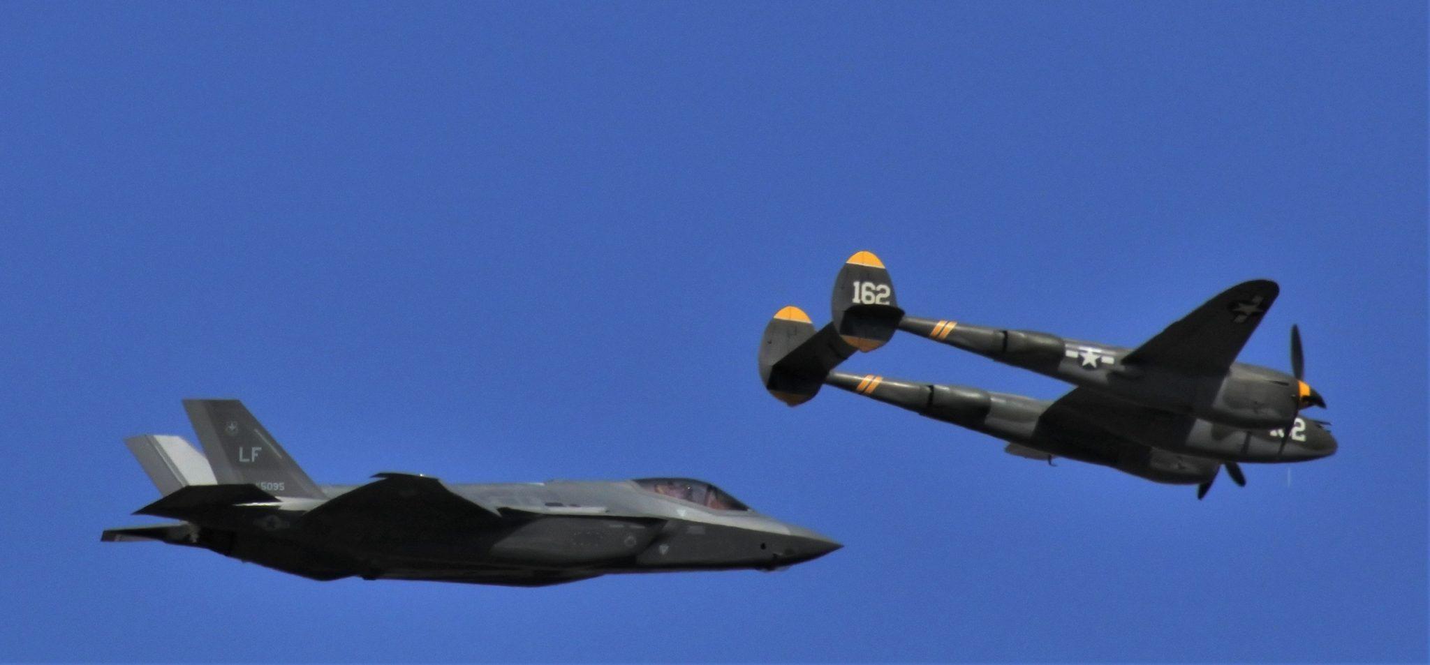 Lightning and Lightning II